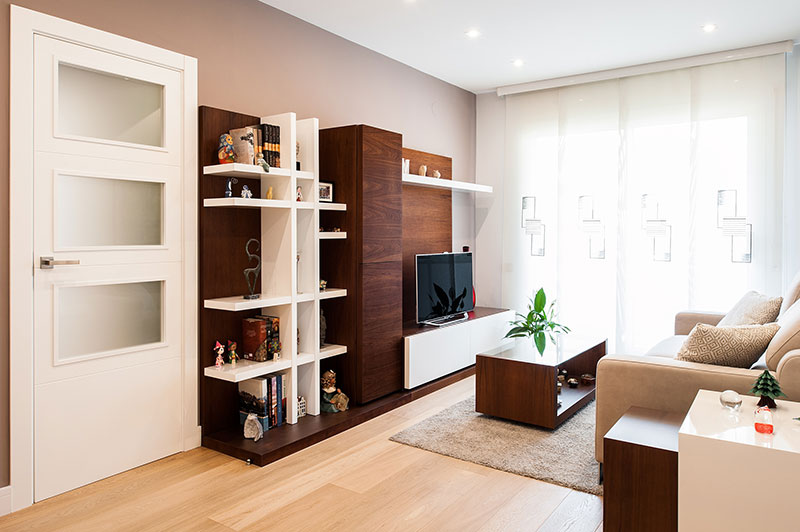 Interiorsmo y decoración sala de estar Barcelona/ Interiorisme i decoració sala d'estar Barcelona