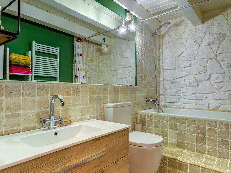reforma integral de casa baño