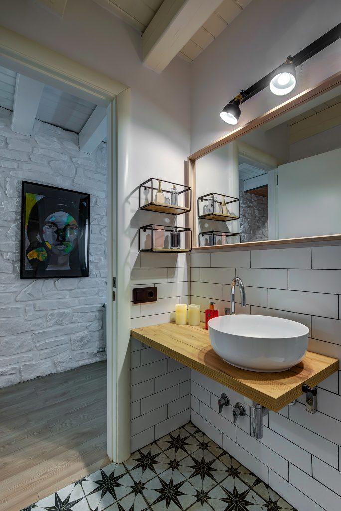 reforma integral de casa lavabo