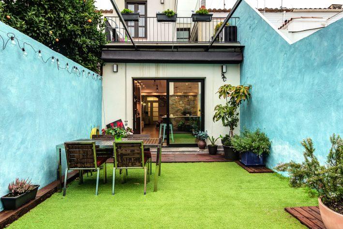 reforma integral de casa terrasa