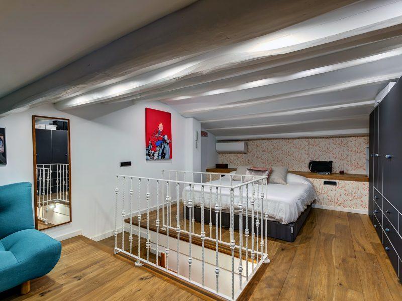 reforma integral de vivienda dormitorio