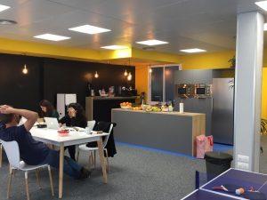 Os presentamos nuestro último proyecto en marcha, un reforma de una oficina en Barcelona para la empresa Stuart. Un espacio joven, flexible y dinámico
