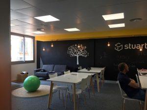 Reforma oficina en Barcelona