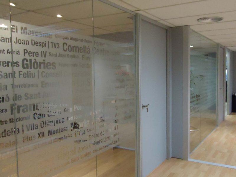 reforma despacho oficinas / reforma despatx oficines